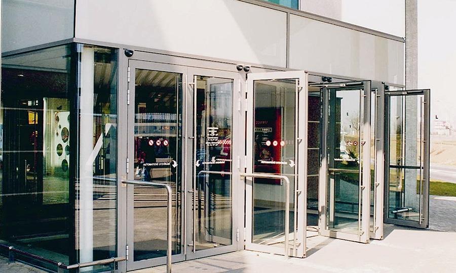 Porte Automatiche Scorrevoli Con Antipanico Per Vie Di Fuga Lab Moving Porte Automatiche