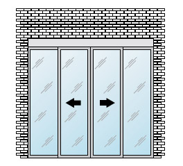 Ingresso-standard-porta-automatica